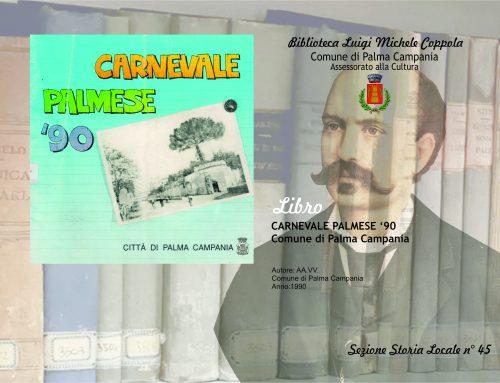 CARNEVALE PALMESE '90 Comune di Palma Campania